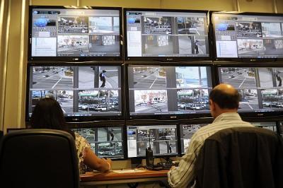 SFV camera surveillance