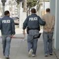 LAPD arrest