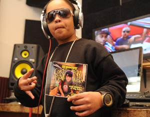 Nine-year-old Rapper's Video Removed from YouTube