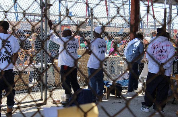 Death Row Inmates Sue Angola Prison Over Extreme