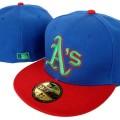 oakland A's caps