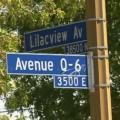 East Avenue Q-6 and Lilacview Avenue