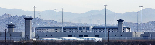 federal correctional complex in Victorville