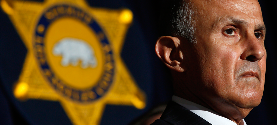 baca sheriff misconduct