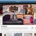 instagram-frontpage
