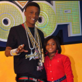 Lil Boosie and daughter