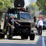 LAPD swat kills suspect south la
