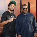 ice cube and son