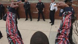 baltimore police gang threat