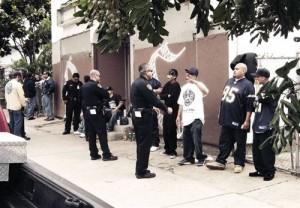 Gangs San diego documenting