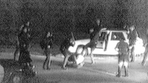 rodney king beating baton