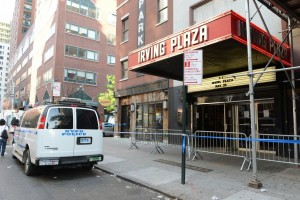 irving plaza shooting