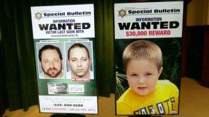 child body found