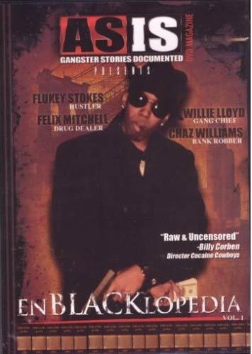 enBlackopedia DVD by AS IS Magazine | StreetGangs.Com