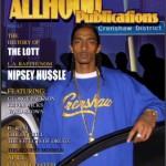 Nipsey Hussle - Allhood Magazine