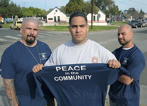 LA program trains retired gang members to work against the