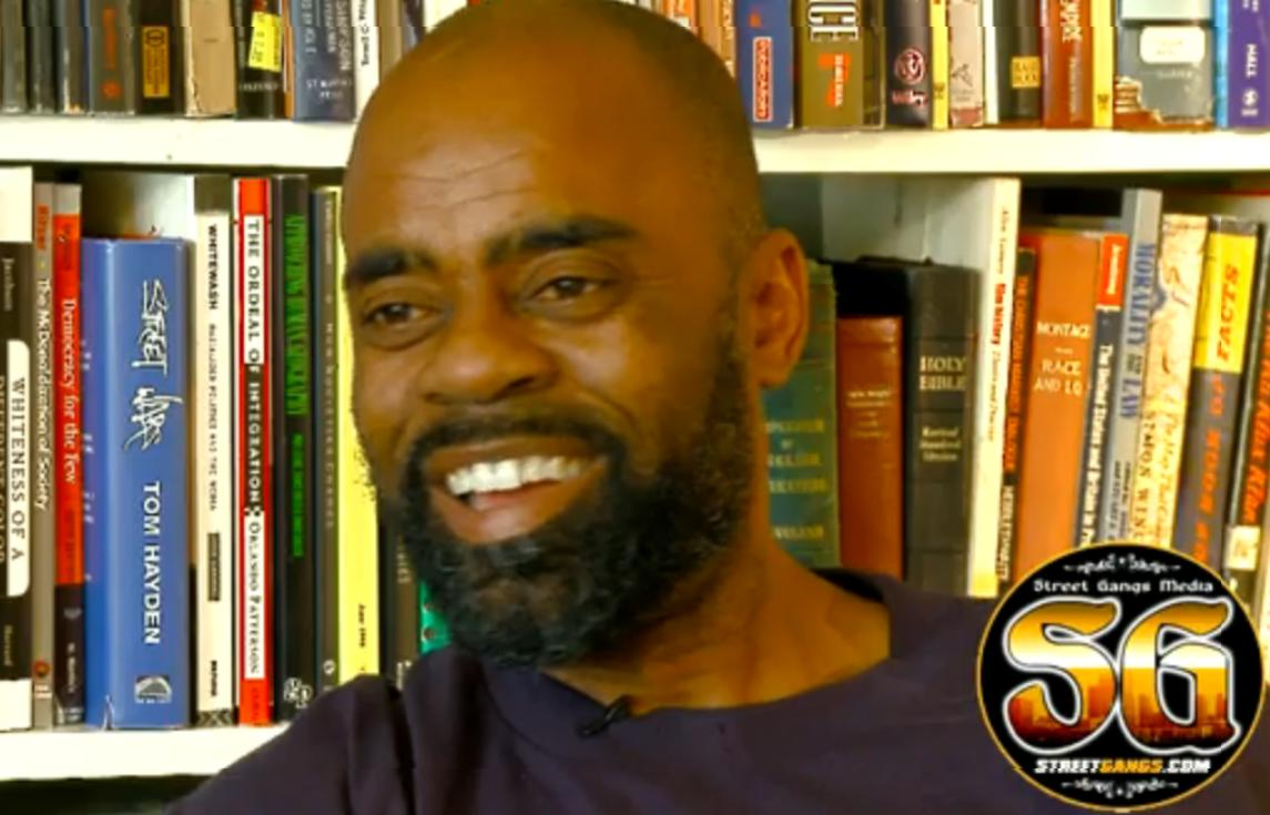 Freeway Ricky Ross - by Alex Alonso