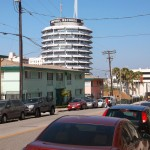 Capital Records in Hollywood, CA