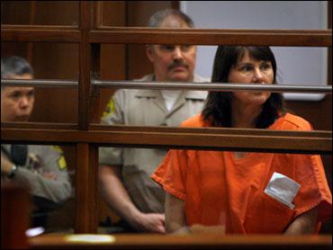 Stephanie Lazarus in court