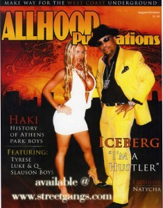 Allhood Publications Magazine, Issue #1