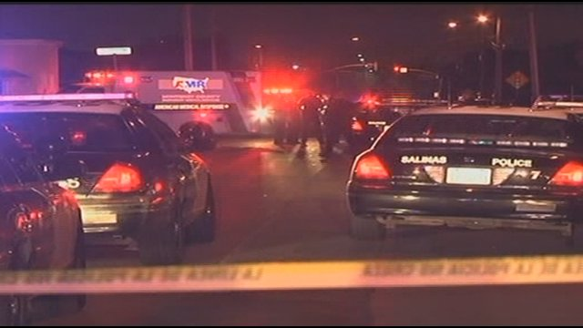Salinas security officer victim of drive-by shooting