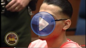Pedro Espinoza is sentenced to death in the gang murder of Jamiel Shaw